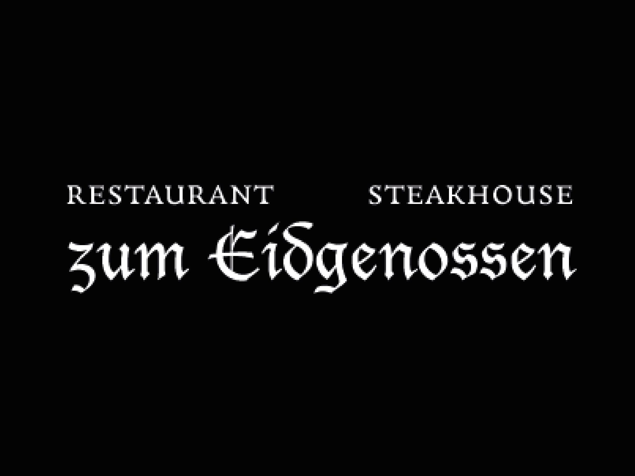 Restaurant zum Eidgenossen, Brig